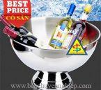 Xô ướp rượu vang bằng inox