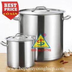Nồi inox 304 dùng cho bếp từ công nghiệp
