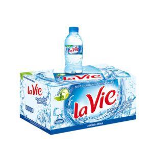 Nước khoáng Lavie 350 ml
