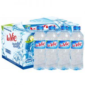 Nước khoáng Lavie 500 ml