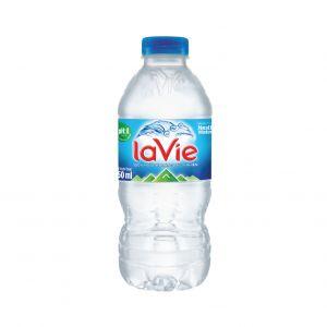 Thùng nước khoáng Lavie 350 ml