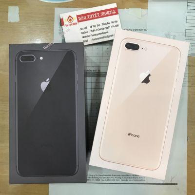 iPhone 8 PLUS 64GB MỚI 100% NGUYÊN SEAL MÀU ĐỎ ĐÃ CÓ LL/A , VÀ HÀNG VN/A FPT CHÍNH HÃNG BẢN QUỐC TẾ