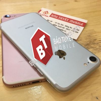 Iphone 7 32Gb Màu Gold Mới 100% FPT Chính Hãng Bảo Hành 12 Tháng