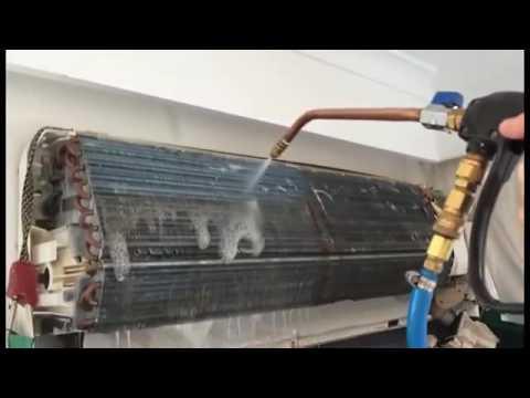 Lắp đặt hệ thống điều hòa không khí