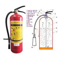 Nạp bình chữa cháy bột và khí (Bảo hành 12 tháng)