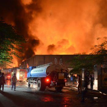 Cảnh sát PC&CC TP Hà Nội: Tình hình cháy nổ vẫn còn diễn