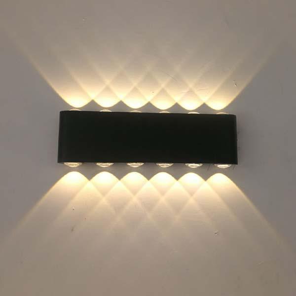 Đèn hắt tường 5 đầu