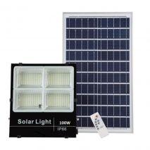 Đèn pha năng lượng 100W, 4 khoan