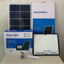 Đèn pha năng lượng mặt trời led hạt 50W