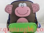 Balo Skiphop Khỉ Hổng