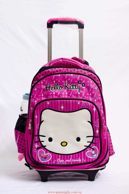 Balo kéo Hello Kitty 002