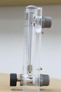Lưu lượng kế có van điều tiết-LZM-4T