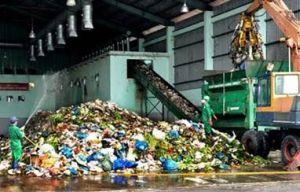 Lò đốt rác công nghiệp