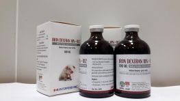 IRON DEXTRAN 10% + B12