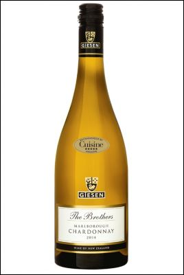 VANG NEW ZEALAND GIESEN THE BROTHERS CHARDONNAY