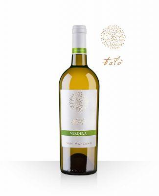Rượu Vang Ý Talò Verdeca trắng