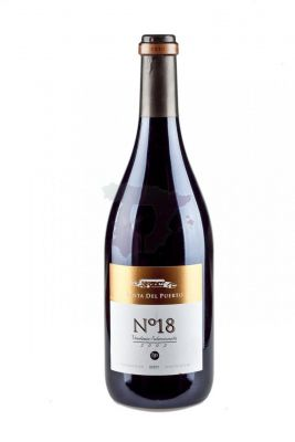 Rượu Vang TBN No.18 Venta Del Puerto Vendimia Seleccionada