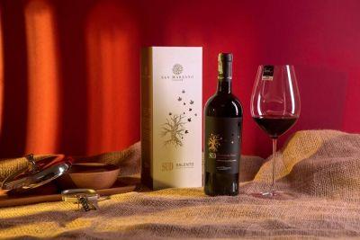 Quà Tết 2018 - Rượu Vang SUD Malvasia Nera
