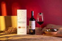 Quà Tết 2018 - Rượu Vang Novas Gran Reserva ORGANIC WINE