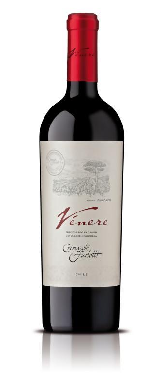 Rượu vang Chile Cremaschi Furlotti Venere Loncomilla