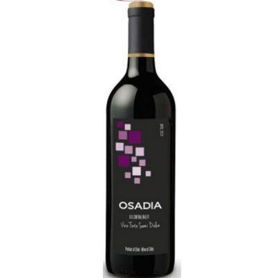 Rượu Vang Ngọt Chile Osadia Vino Tinto Dulce