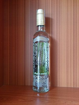 Rượu Vodka Bạch Dương  1 Lít