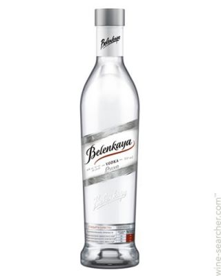 Rượu Vodka Belenkaya Light