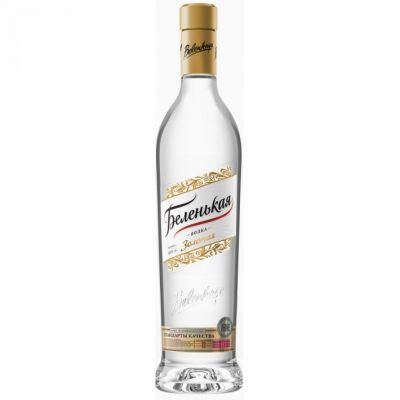 Rượu vodka belenkaya gold