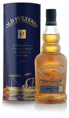 R ượu Single Malt whisky Old Pulteney 17Yo