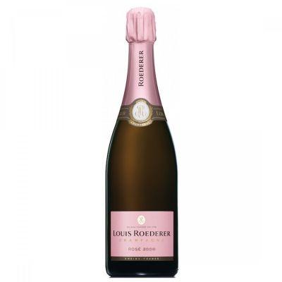 Rượu Louis Roederer Brut Rose Champagne