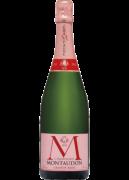 Rượu Sâm banh M.Montaudon Brut Grande Rose