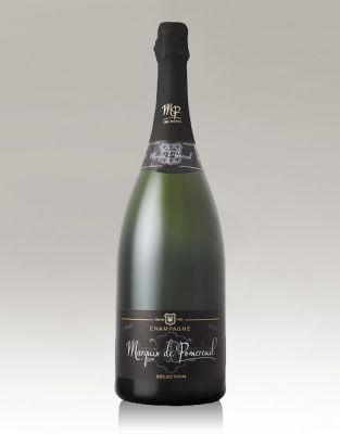 Rượu Sâm banh Marquis de Pomereuil Brut Cuvee Selection