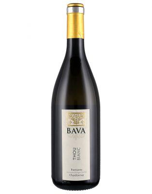 Rượu vang Bava Thou Bianc Chardonnay Piemonte
