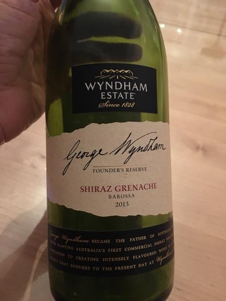 ruou-vang-wyndham-founder's-reserve-shiraz-grenache1