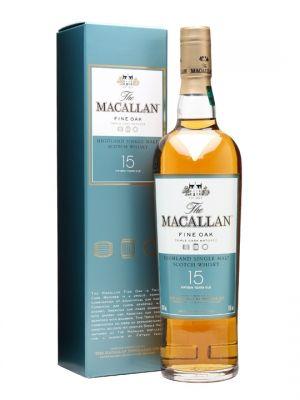 Rượu Macallan 15 năm