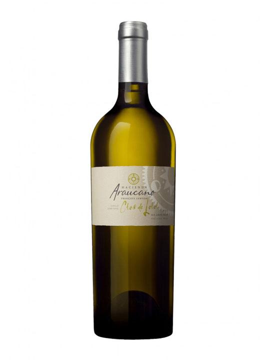 Rượu Vang trắng  Lolol Clos 2015