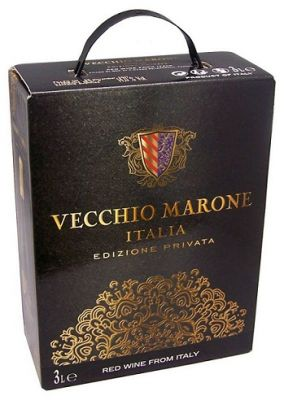 Rượu vang Ý Vecchio Marone Edizione Privata 3L