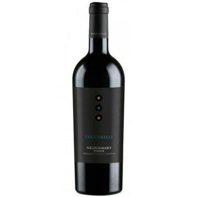 Rượu Vang Ý 3 sao Luccarelli Negroamaro