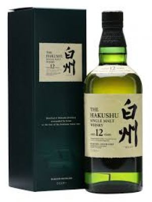 Whisky Nhật Hakushu 12