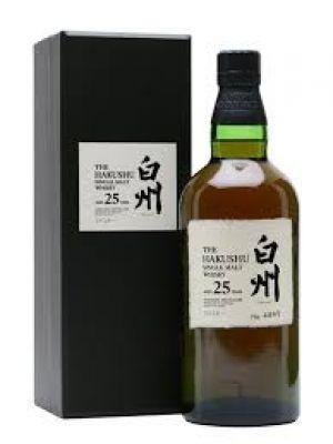 Whisky Nhật Hakushu 25 Years