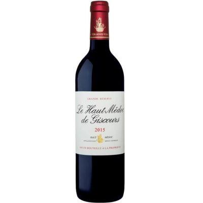 Rượu vang Le Haut Medoc de Giscours 2015