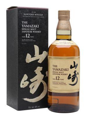 Whisky Nhật Suntory Yamazaki 12 Year