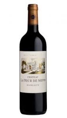 Rượu vang Pháp Chateau La Tour de Mons MarGaux 2013