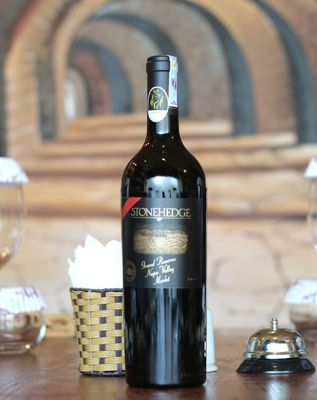 Rượu Vang Stonehedge Grand Reserve Merlot