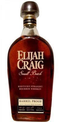 Rượu Elijah Craig Barrel Proof