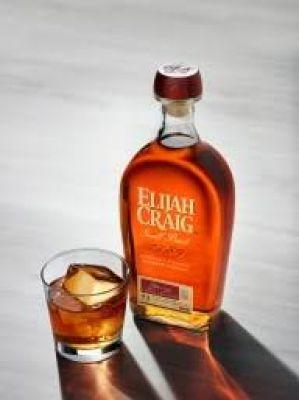 Rượu Elijah Craig Bourbon 12 tuổi