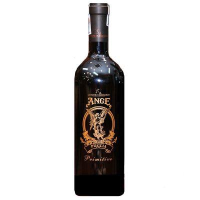 Rượu Vang Ý Ange Puglia Primitivo 18 độ