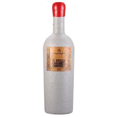 Rượu Vang Ý Xi măng Le Argille Cabernet Di Cabernet
