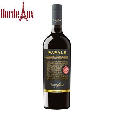 Rượu Vang Papale Primitivo – Niềm Tự Hào Của Vang Ý Thượng hạng