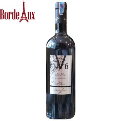 Rượu Vang V6 Salice Salentino